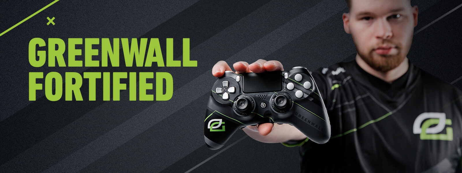 Optic Gaming - Greenwall Fortified