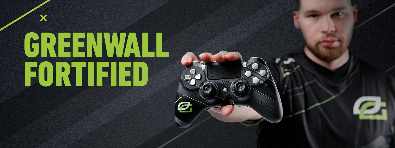 Optic Gaming - Greenwall Fortified