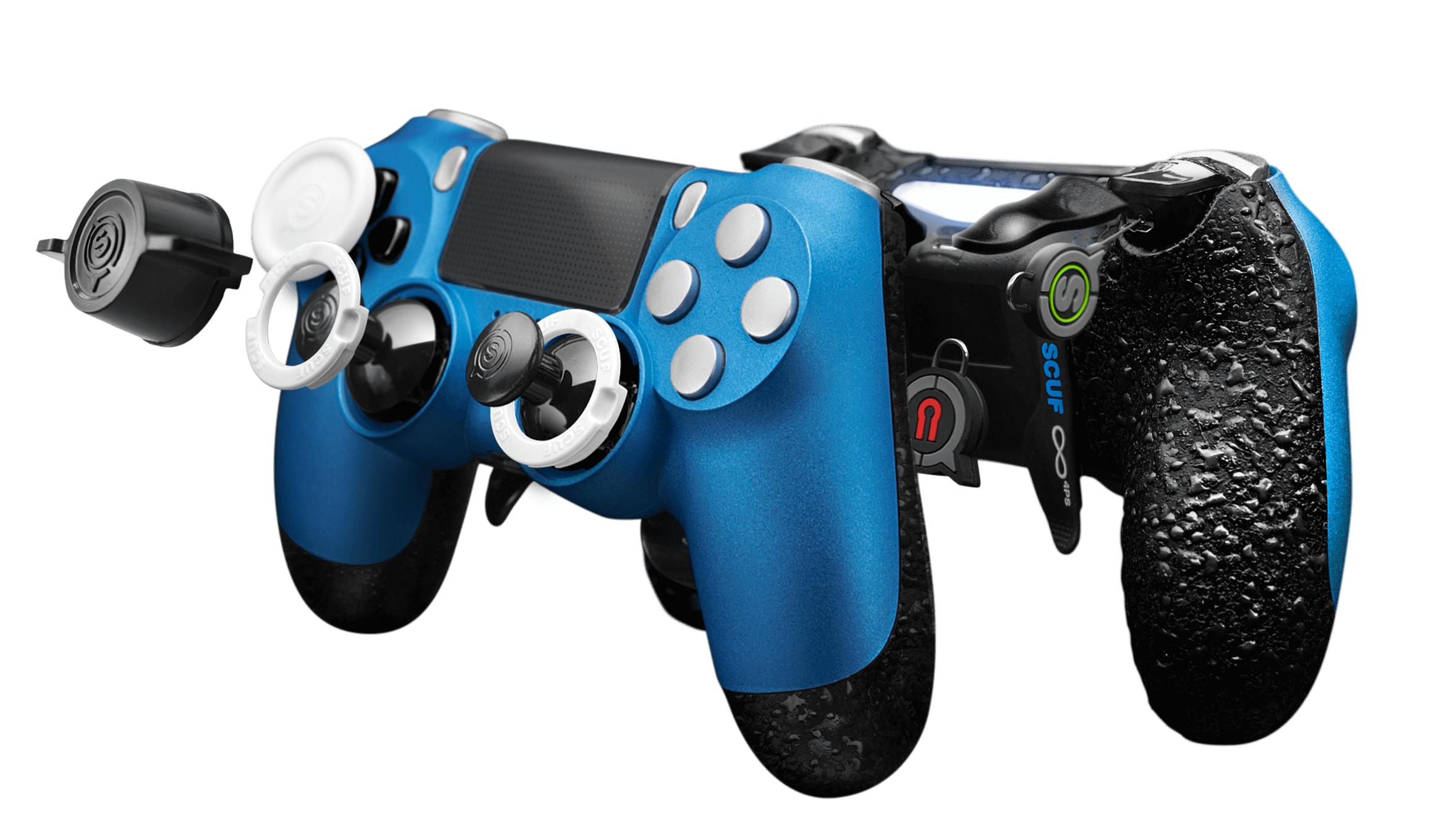 SCUF Infinity4PS photo assets
