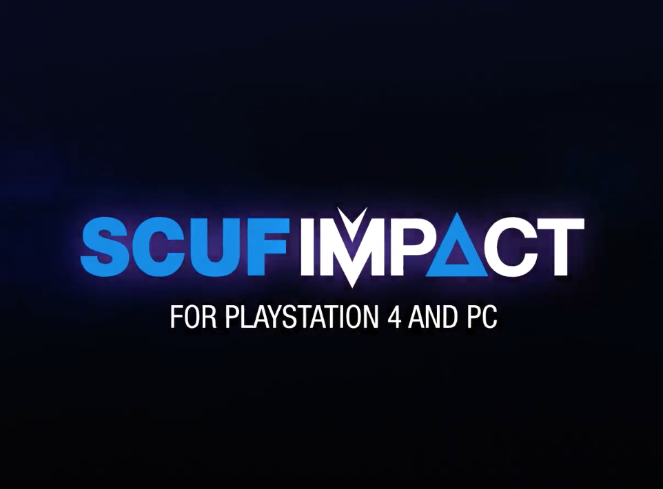 SCUF Impact Launch Video
