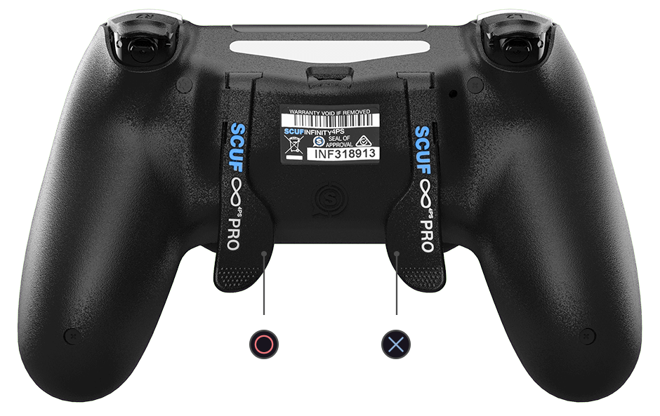 Scuf Infinity 4ps Pro Custom Controller For Ps4