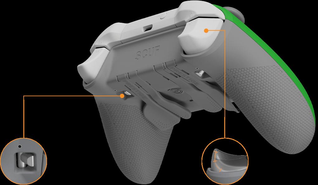 Prestige Controller - trigger control system