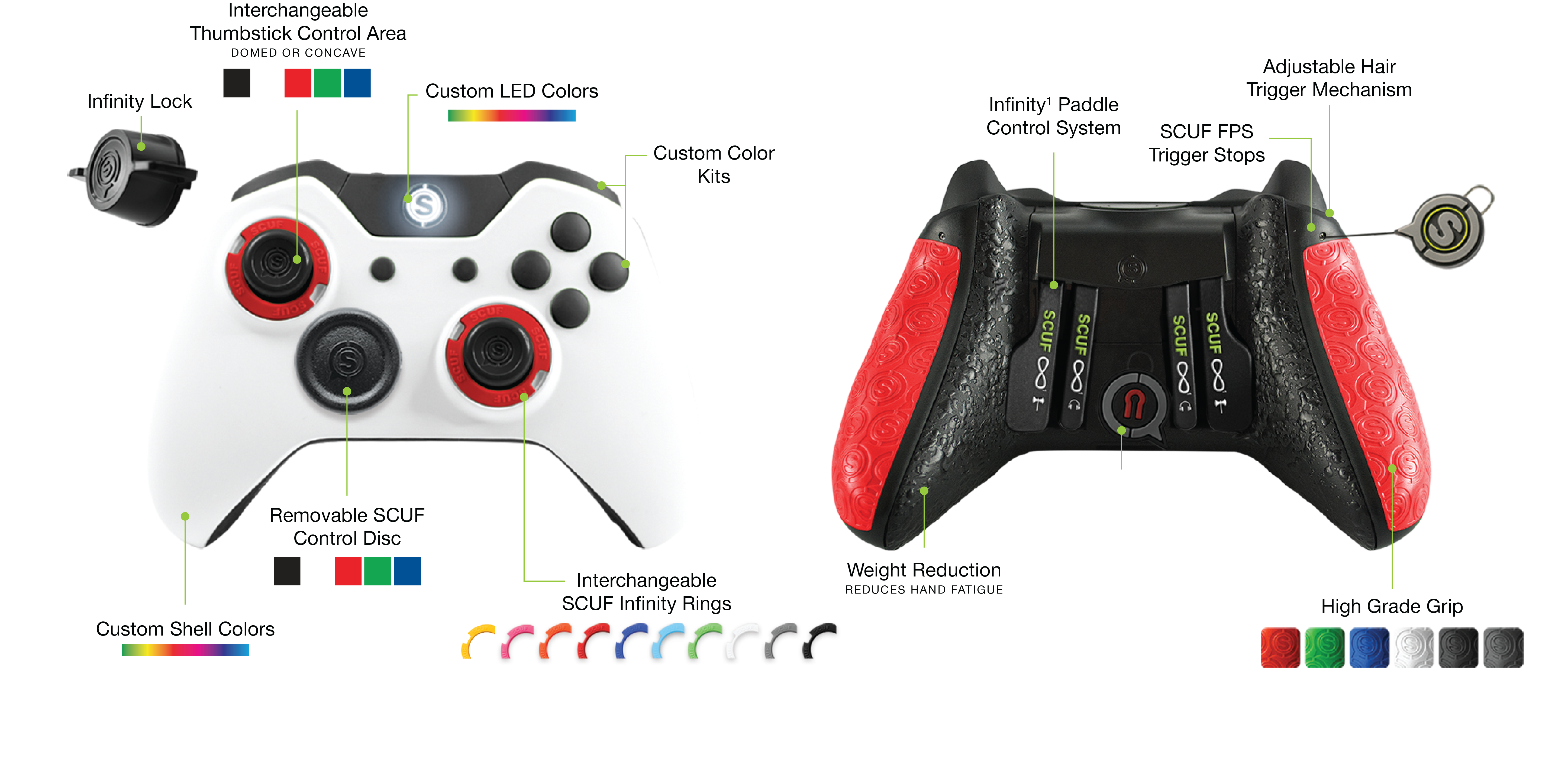 Controllerdiagramsinfinity1 scuf gaming custom controller esports esports event pro gamer controller accessories custom ps4 controllerdiagramsinfinity1 ccuart Images