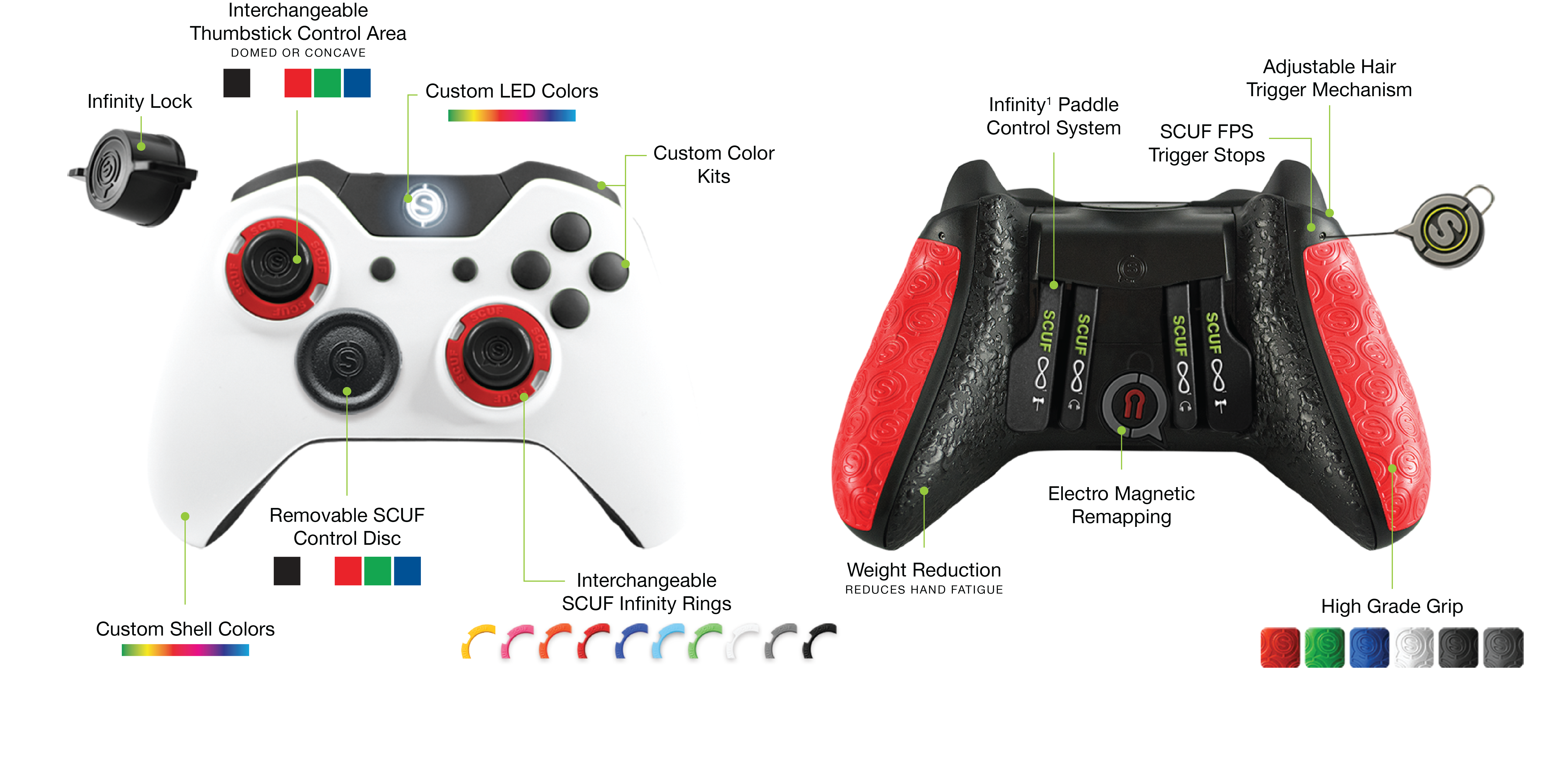 Controllerdiagramsinfinity1 scuf gaming custom controller custom xbox one controller ccuart Image collections
