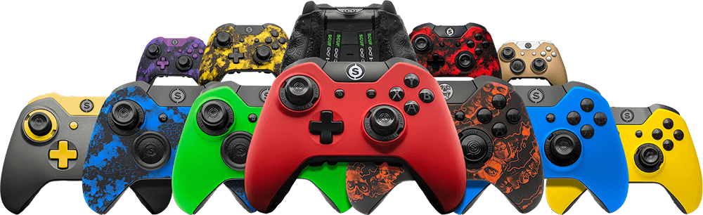 custom controller, esports, esports event, pro gamer, controller accessories, custom ps4 controller, custom xbox one controller, send in service