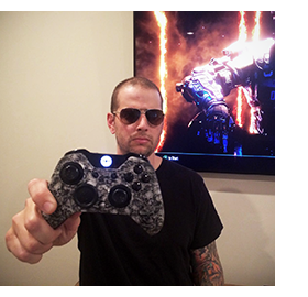 Avenged-M-Shadows