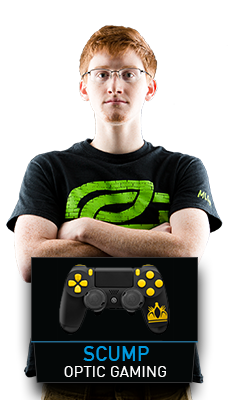 custom controller, esports, esports event, pro gamer, controller accessories, custom ps4 controller, custom xbox one controller, optic gaming, scump