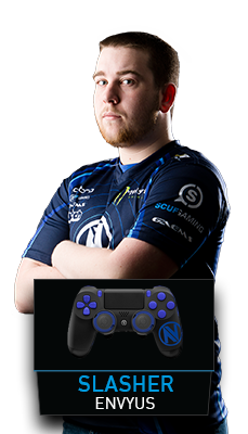 custom controller, esports, esports event, pro gamer, controller accessories, custom PS4 controller, envyus