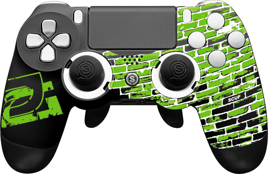 custom controller, esports, esports event, pro gamer, controller accessories, custom ps4 controller, custom xbox one controller, optic, greenwall