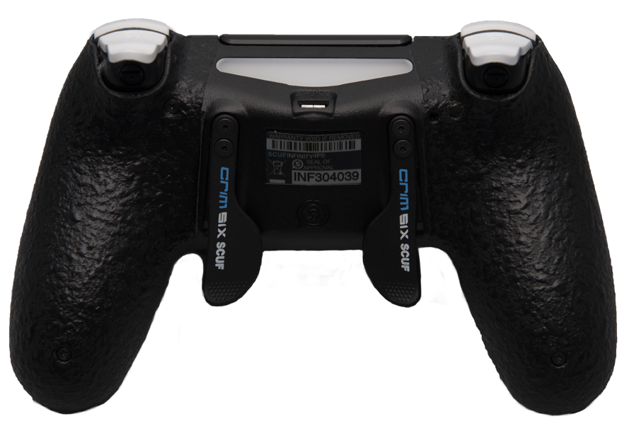 Crimsix custom PlayStation 4 controller