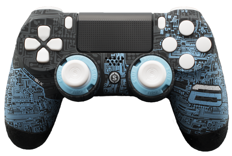 Crimsix custom PlayStation 4 controller