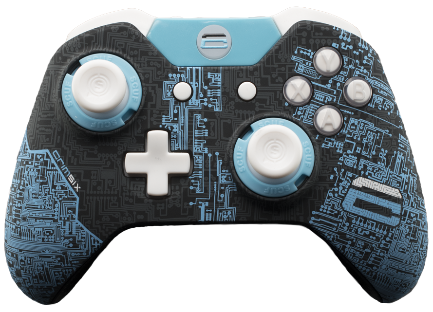 Crimsix custom Xbox One controller