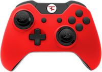 Faze Red, call of duty, custom controller, esports, esports event, pro gamer, controller accessories, custom ps4 controller, custom xbox one controller