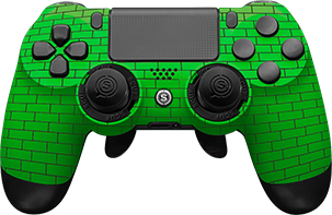 Optic SCUF Infinity 4PS GreenWall