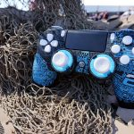 custom controller, esports, esports event, pro gamer, controller accessories, custom PS4 controller, crimsix