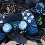 custom controller, esports, esports event, pro gamer, controller accessories, custom PS4 controller, crimsix