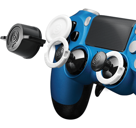 SCUF Infinity4PS custom controller for PlayStation 4