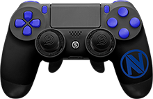 custom controller, esports, playstation 4, team envyus