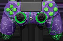 custom controller, esports, esports event, pro gamer, controller accessories, custom PS4 controller, nadeshot