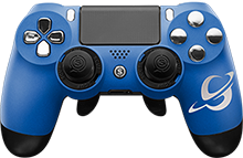 custom controller, playstation 4, team orbit, esports