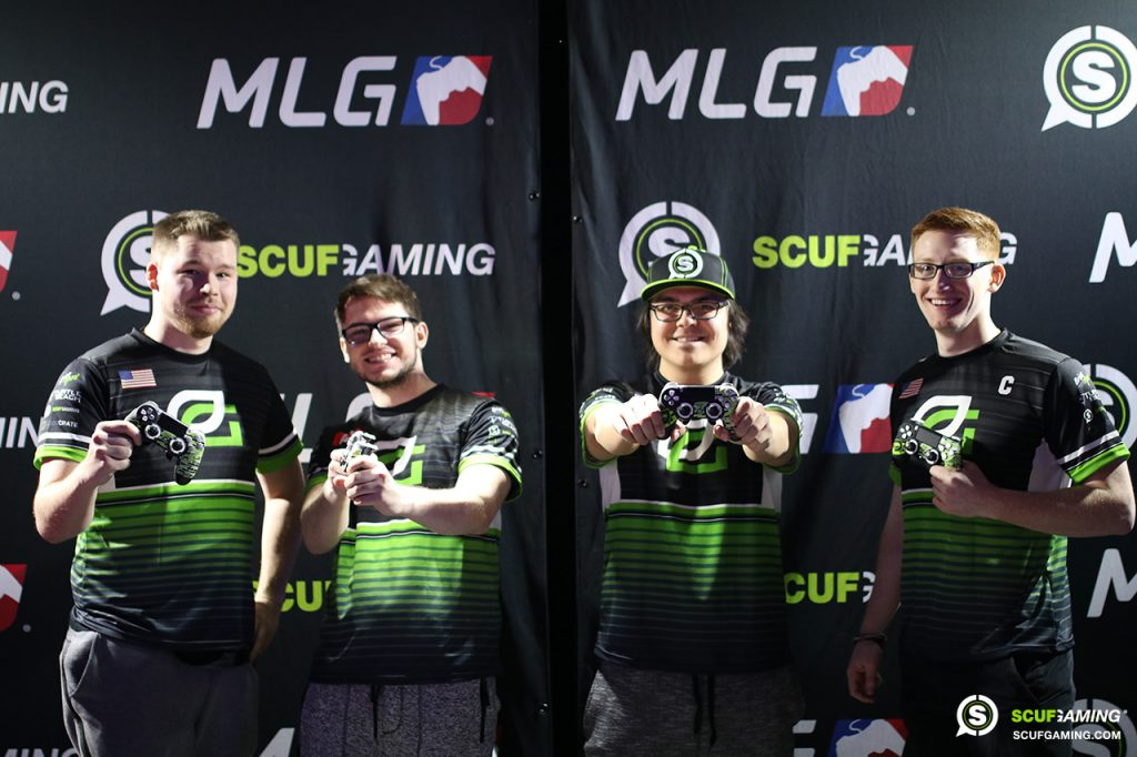 OpTic Gaming at MLG Vegas 2016