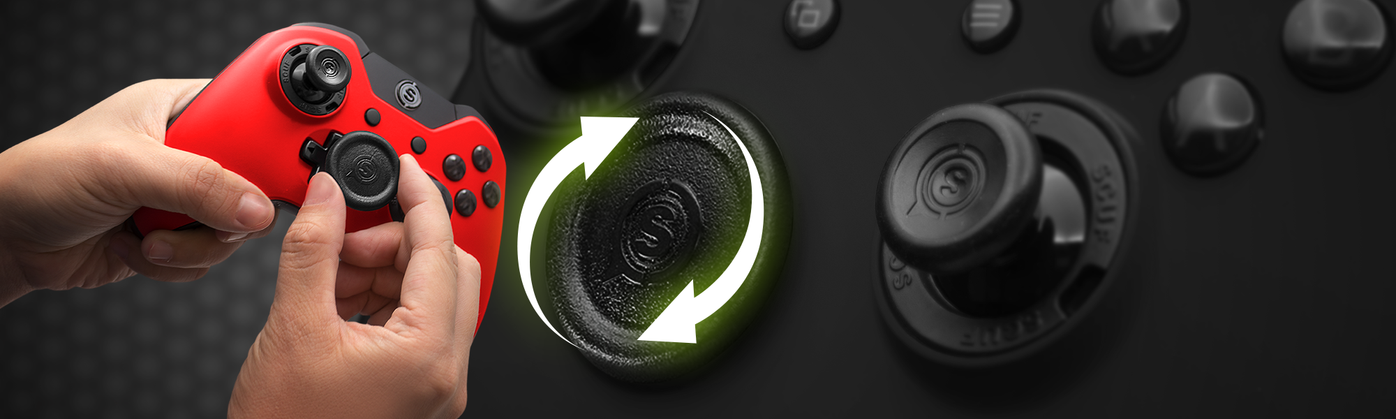 Xbox One Custom Controllers Scuf Infinity1