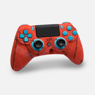 ps4-scuf-custom-impact-nadeshot-red