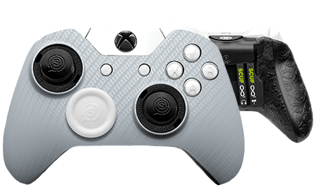 infinity1_carbon-fiber_gray_front_back_scuf-guide