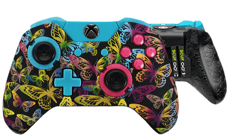 Xbox One professional controller Infinity1 designer flutter