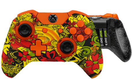 Xbox One professional controller Infinity1 designer maui