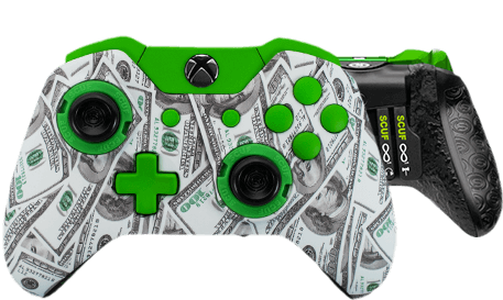 Xbox One professional controller Infinity1 designer payback