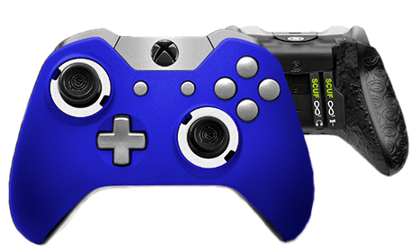 Xbox One professional controller Infinity1 prestige sapphire