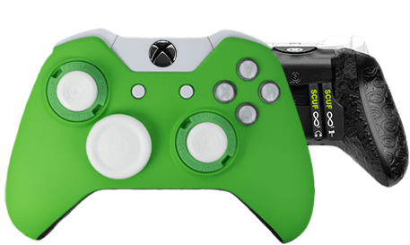 Xbox One professional controller Infinity1 spectrum hulk