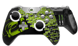 Xbox One professional controller Infinity1 optic greenwall