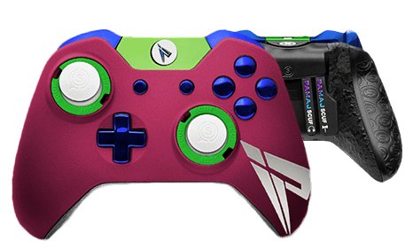 Xbox One professional controller Infinity1 pamaj