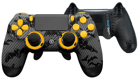 PlayStation 4 professional controller Infinity4PS designer gotham