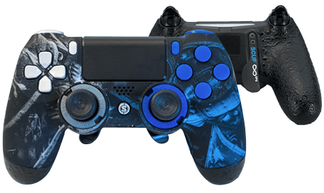PlayStation 4 professional controller Infinity4PS Knights of SCUF