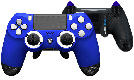 PlayStation 4 professional controller Infinity4PS prestige sapphire