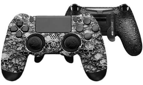 PlayStation 4 professional controller Infinity4PS avenged