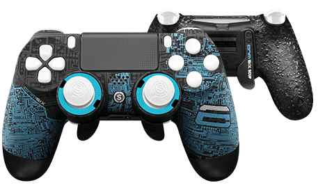 PlayStation 4 professional controller Infinity4PS crimsix
