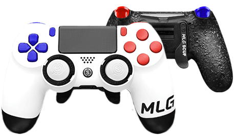 PlayStation 4 professional controller Infinity4PS mlg