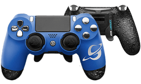 PlayStation 4 professional controller Infinity4PS orbit