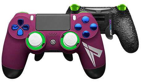 PlayStation 4 professional controller Infinity4PS pamaj