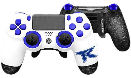 PlayStation 4 professional controller Infinity4PS team kaliber