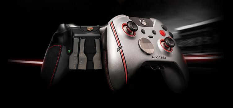 Xbox elite wireless controller scuf gaming for Manette xbox one elite black friday