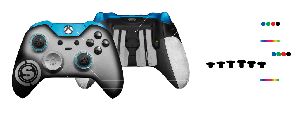 SCUF Elite controller for Xbox One