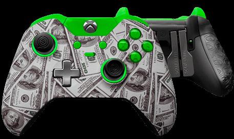 Custom Xbox Elite Wireless Controller designer payback   Scuf Gaming