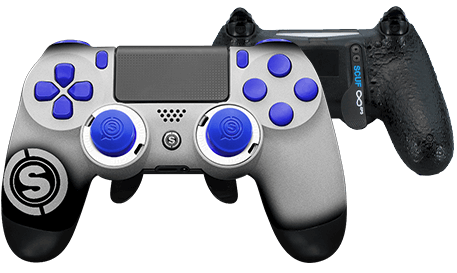 PlayStation 4 professional controller TeamSCUF Dallas Cowboys
