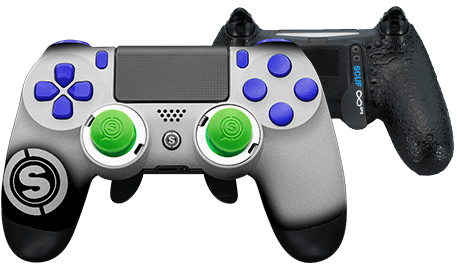 PlayStation 4 professional controller TeamSCUF Seattle Seahawks