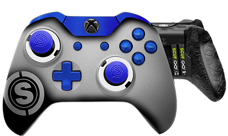 Xbox One professional controller TeamSCUF Dallas Cowboys
